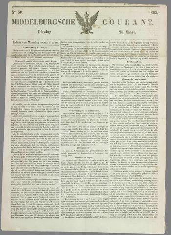 Middelburgsche Courant 1865-03-28