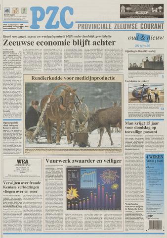 Provinciale Zeeuwse Courant 1997-12-31