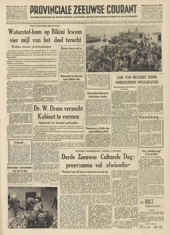 Provinciale Zeeuwse Courant 1956-06-18
