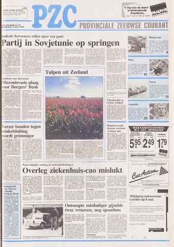 Provinciale Zeeuwse Courant 1990-04-12