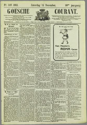 Goessche Courant 1912-12-14