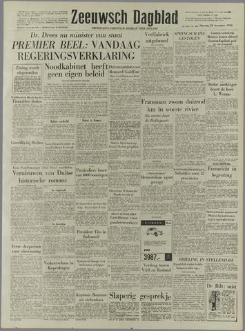 Zeeuwsch Dagblad 1958-12-23