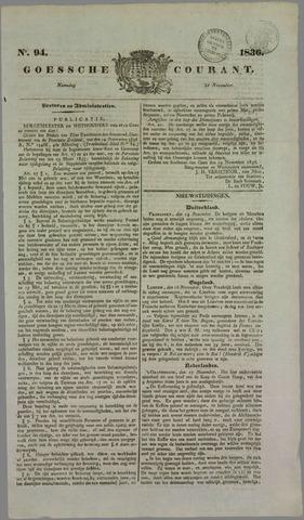 Goessche Courant 1836-11-21