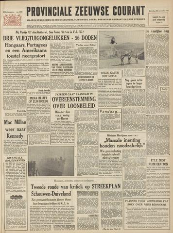 Provinciale Zeeuwse Courant 1962-11-24