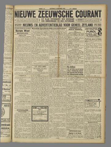 Nieuwe Zeeuwsche Courant 1924-11-29