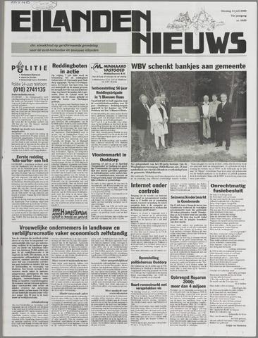 Eilanden-nieuws. Christelijk streekblad op gereformeerde grondslag 2000-07-11