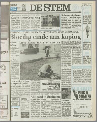 de Stem 1985-11-25