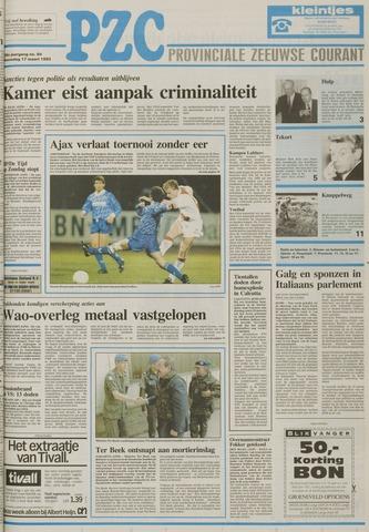 Provinciale Zeeuwse Courant 1993-03-17