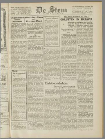 de Stem 1945-11-22
