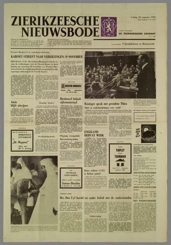 Zierikzeesche Nieuwsbode 1972-08-18