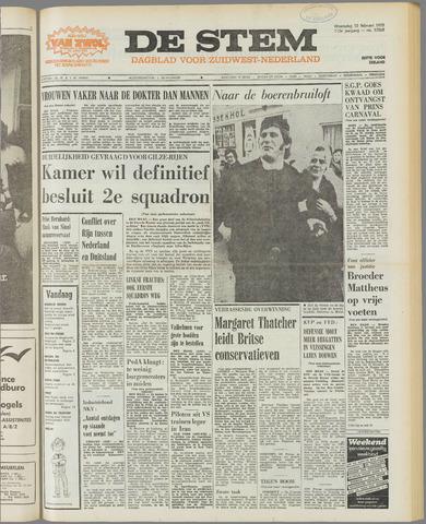 de Stem 1975-02-12