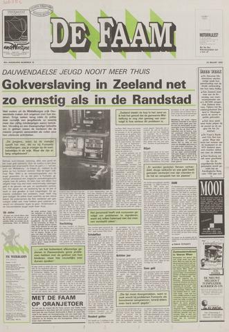 de Faam en de Faam/de Vlissinger 1992-03-25