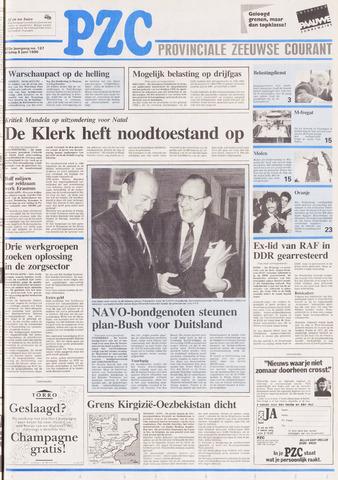 Provinciale Zeeuwse Courant 1990-06-08