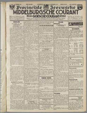 Middelburgsche Courant 1937-12-23
