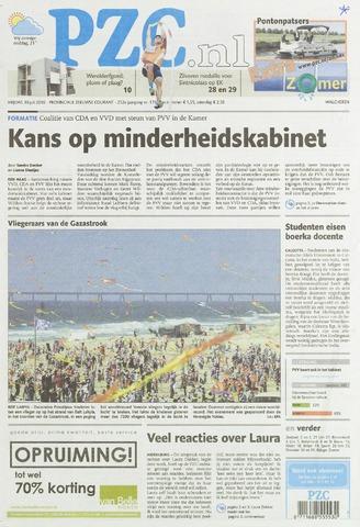 Provinciale Zeeuwse Courant 2010-07-30