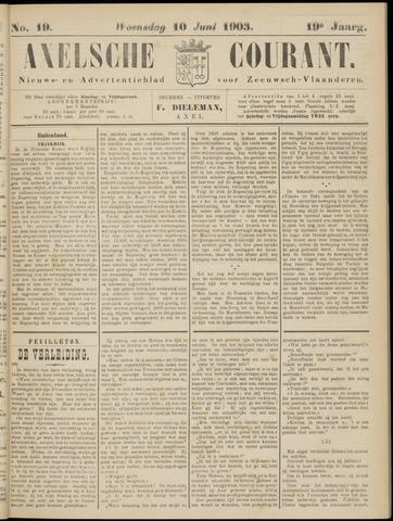 Axelsche Courant 1903-06-10