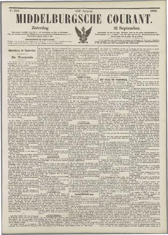 Middelburgsche Courant 1901-09-21