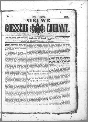Nieuwe Goessche Courant 1868-03-26