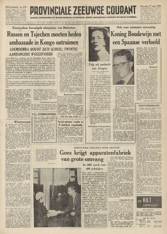 Provinciale Zeeuwse Courant 1960-09-17