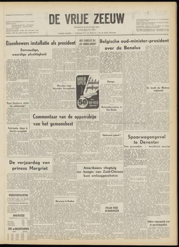 de Vrije Zeeuw 1953-01-20