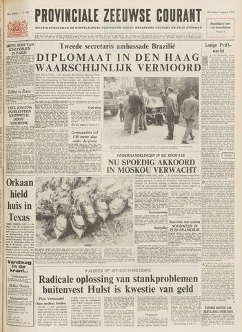Provinciale Zeeuwse Courant 1970-08-05