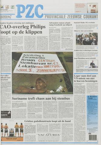 Provinciale Zeeuwse Courant 2000-05-26