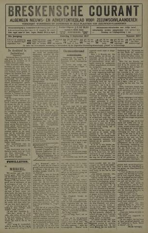 Breskensche Courant 1927-09-03