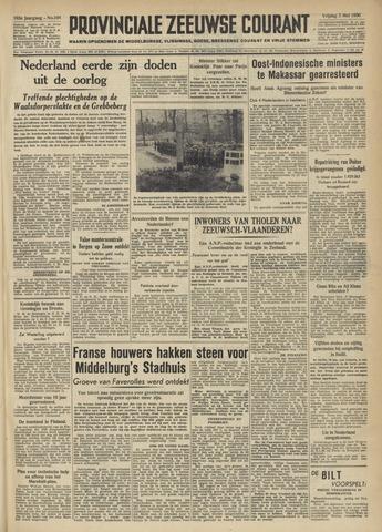 Provinciale Zeeuwse Courant 1950-05-05