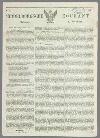 Middelburgsche Courant 1862-11-15