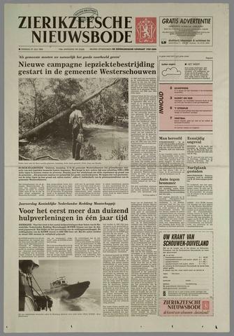 Zierikzeesche Nieuwsbode 1993-07-27
