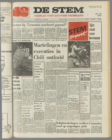 de Stem 1973-09-24