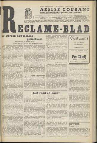 Axelsche Courant 1954-02-17