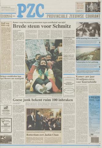 Provinciale Zeeuwse Courant 1997-01-30