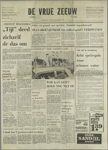 de Vrije Zeeuw 1971-10-07