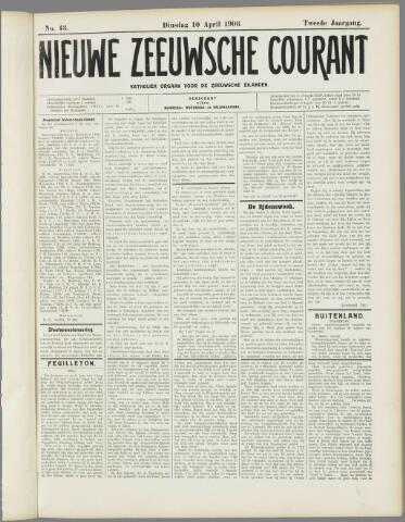 Nieuwe Zeeuwsche Courant 1906-04-10