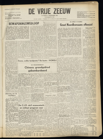 de Vrije Zeeuw 1950-09-02