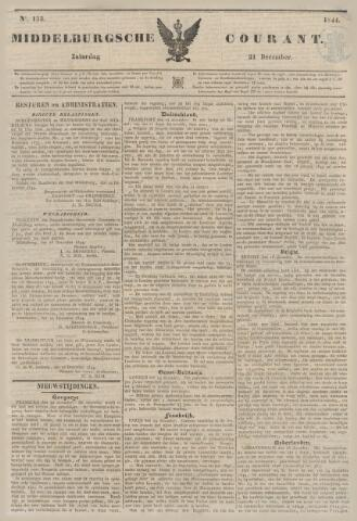 Middelburgsche Courant 1844-12-21