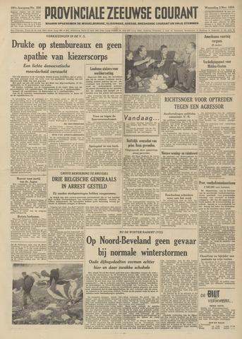 Provinciale Zeeuwse Courant 1954-11-03