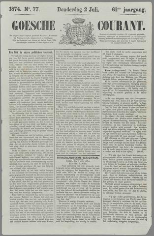Goessche Courant 1874-07-02