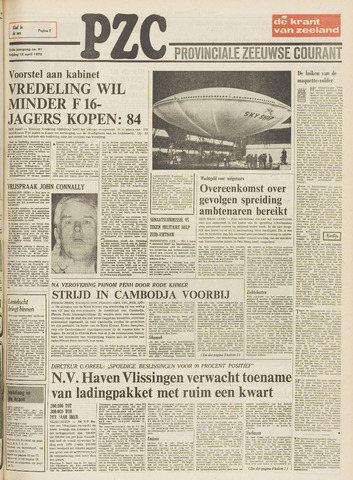 Provinciale Zeeuwse Courant 1975-04-18