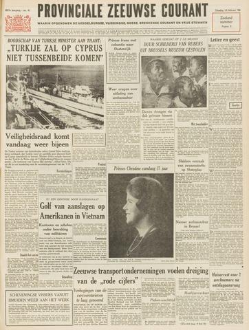 Provinciale Zeeuwse Courant 1964-02-18