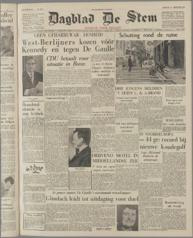 de Stem 1963-02-19