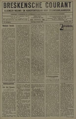 Breskensche Courant 1924-03-08