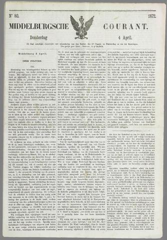 Middelburgsche Courant 1872-04-04