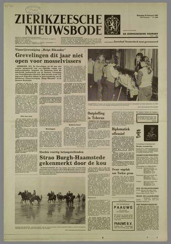 Zierikzeesche Nieuwsbode 1982-02-22