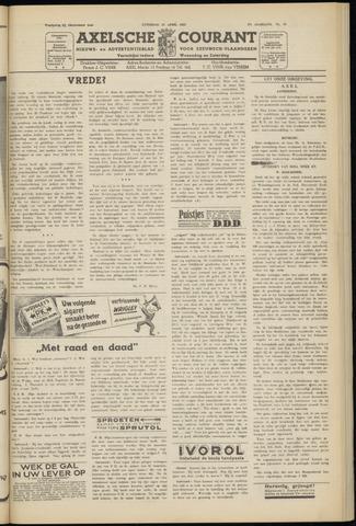 Axelsche Courant 1953-04-11