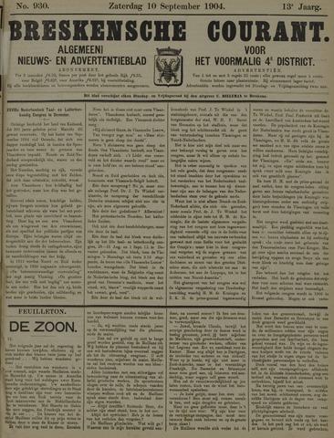 Breskensche Courant 1904-09-10