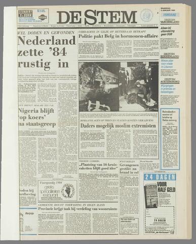 de Stem 1984