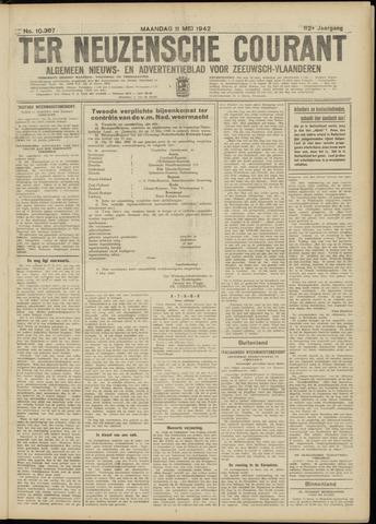 Ter Neuzensche Courant. Algemeen Nieuws- en Advertentieblad voor Zeeuwsch-Vlaanderen / Neuzensche Courant ... (idem) / (Algemeen) nieuws en advertentieblad voor Zeeuwsch-Vlaanderen 1942-05-11