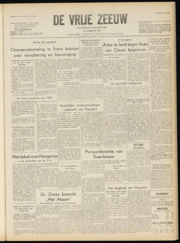 de Vrije Zeeuw 1957-08-08